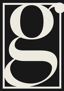 The Letter G  Affiches Affiches de citations