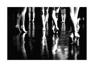 Time To Dance  Prints People & Portraits