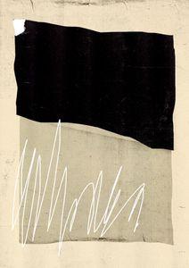 Trash Paper  Poster Abstraktes Motiv