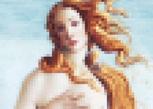 Venus Accending  Affiches Designs graphiques