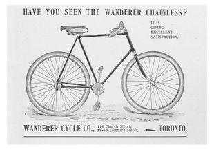 WANDERER  Prints Vintage