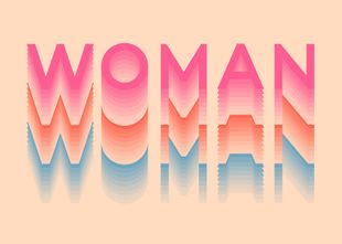 Woman Woman Woman  Posters Typography and Quote Posters