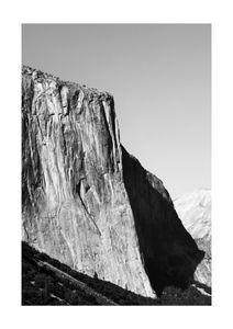 Yosemite Edge  Prints Black & White Photography