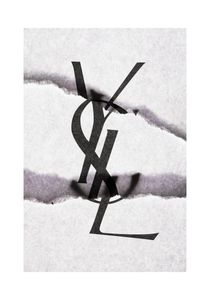 YSL  Posters Studio France