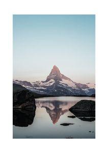 Zermatt Reflection  Prints Nature & Scenery