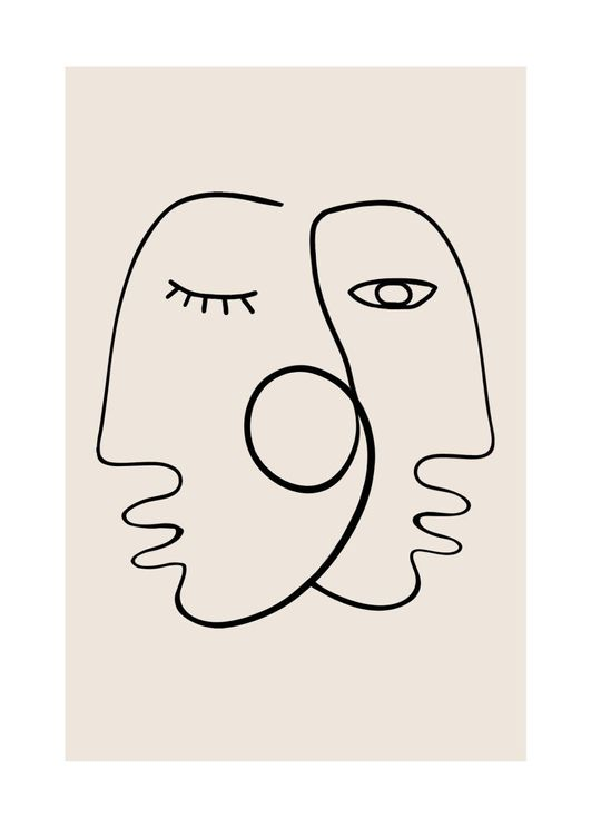 Abstract Face 1