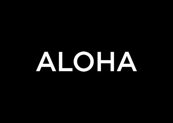Aloha Black