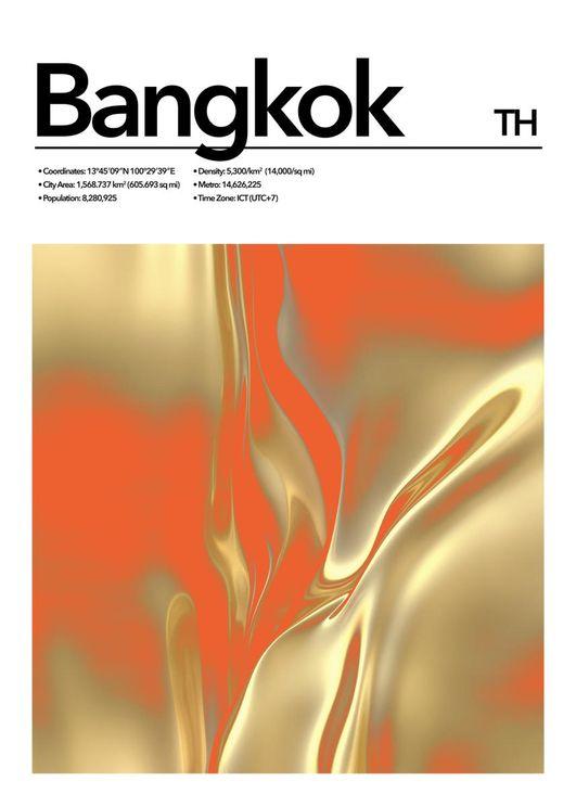 Bangkok Abstract