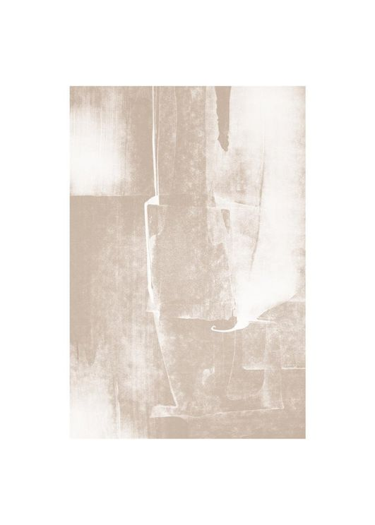 Beige Abstract 2