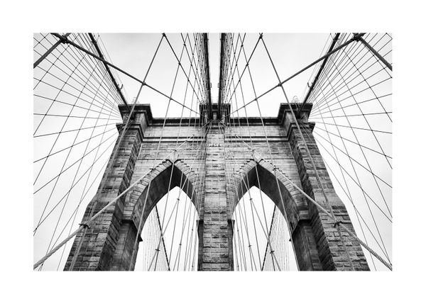 Brooklyn Bridge Landscape