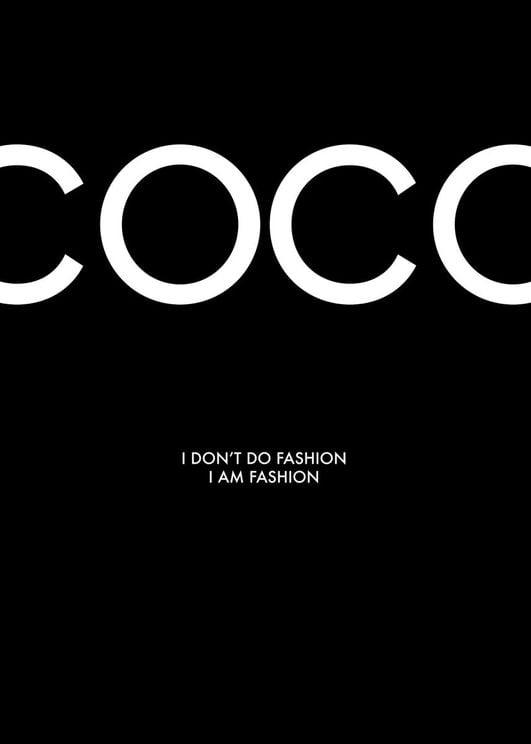 Coco Chanel Dark
