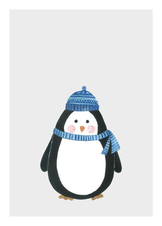 Cold Lil Penguin