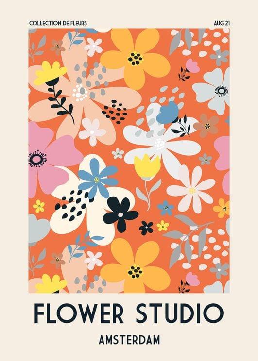 Flower Studio Amsterdam