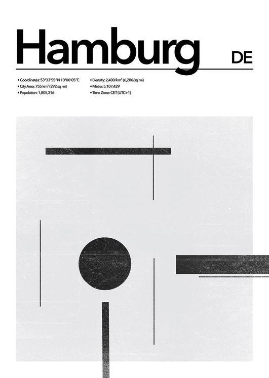 Hamburg Abstract