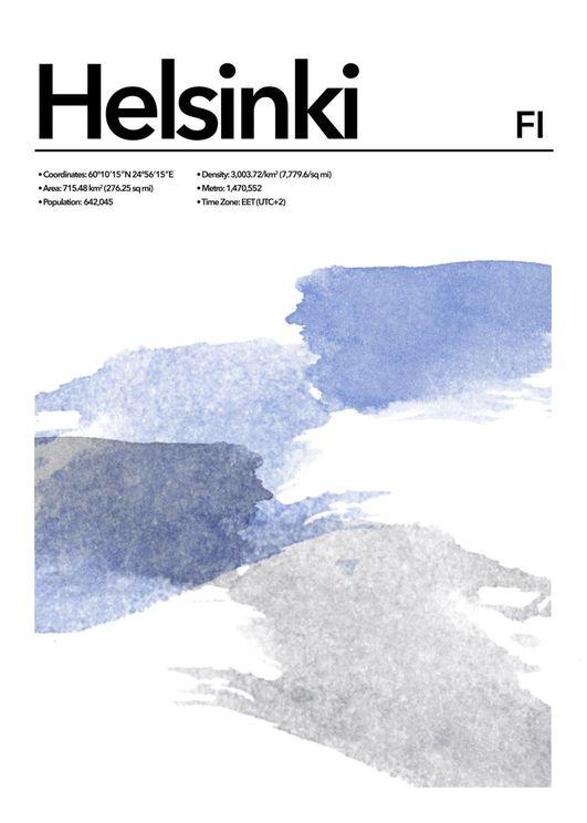 Helsinki Abstract