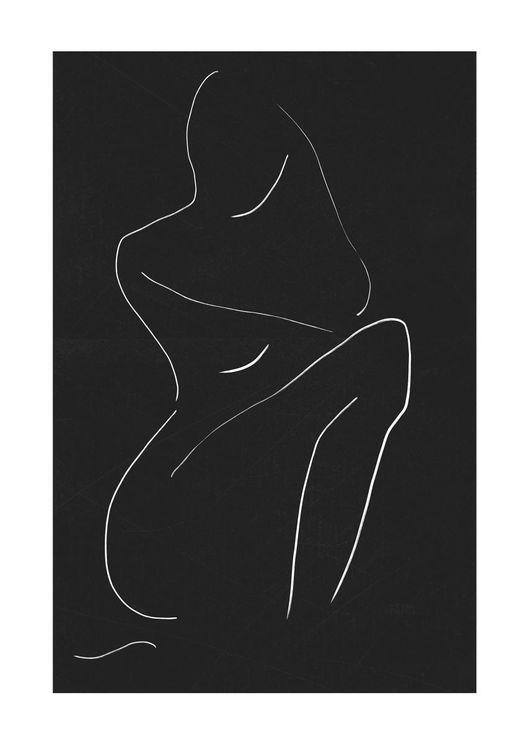 Indefinite Figure