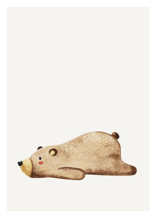 Lil Lazy Bear