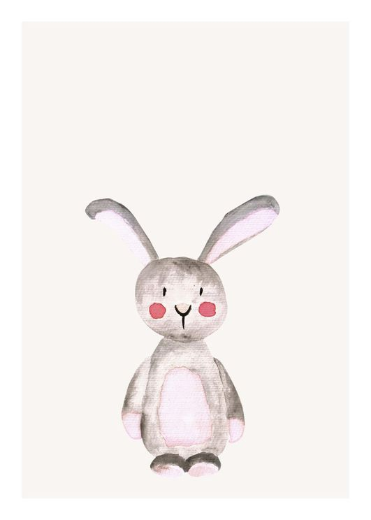 Lil Pink Rabbit