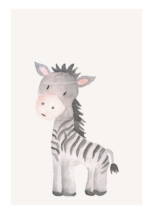 Lil Zebra