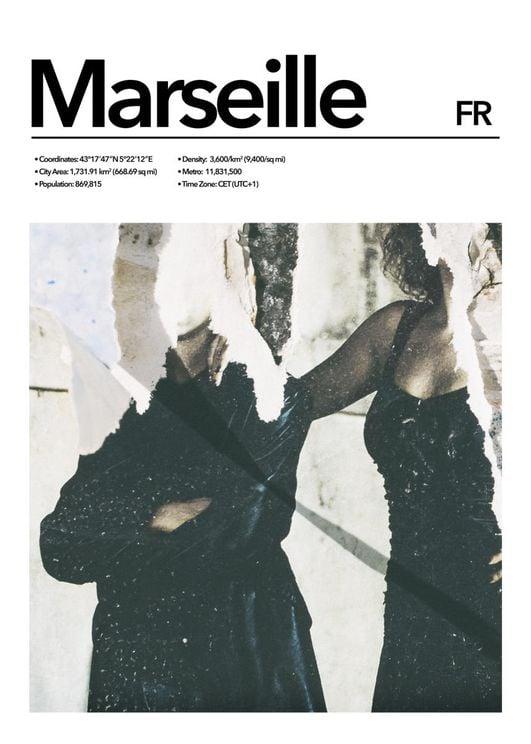 Marseille Abstract
