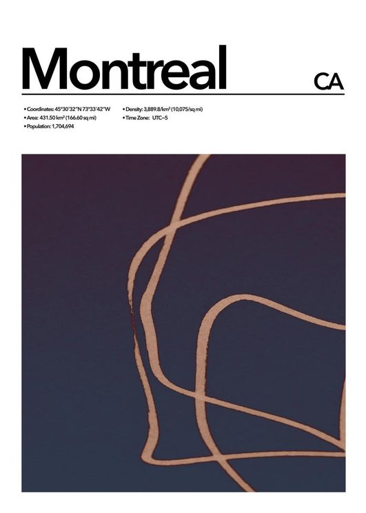 Montreal Abstract