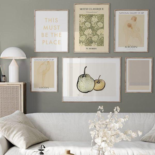 Morris and Vintage Pears