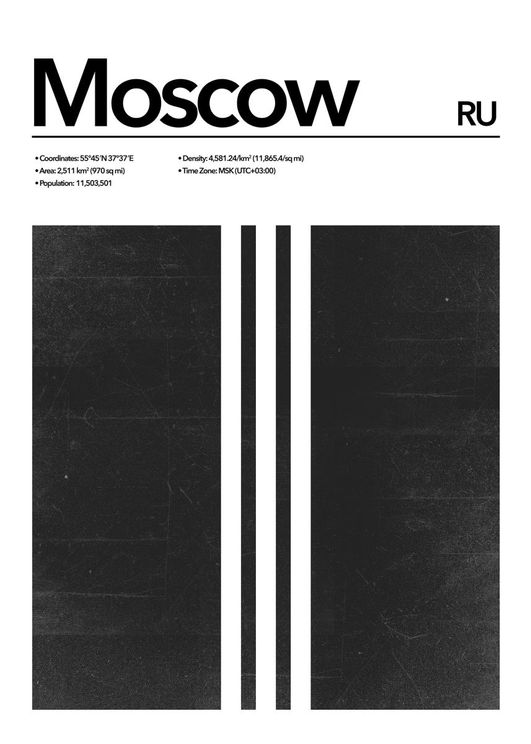 Moscow Abstract