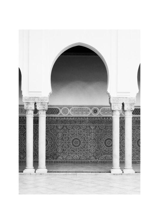 Mosque Of Paris 3