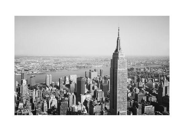 Sleepless City Skyline