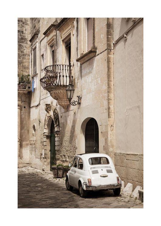 Old Italian Town