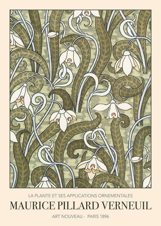 Perce Neige By Maurice Pillard Verneuil