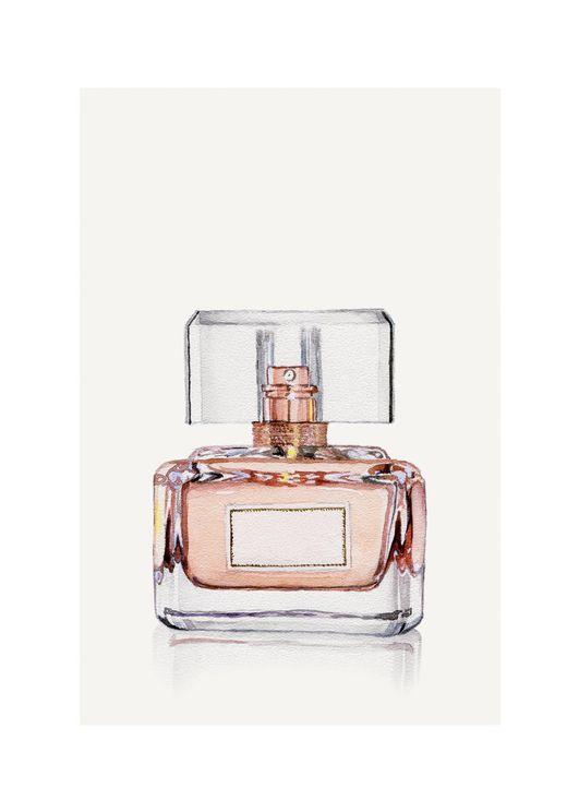 Perfume Watercolor