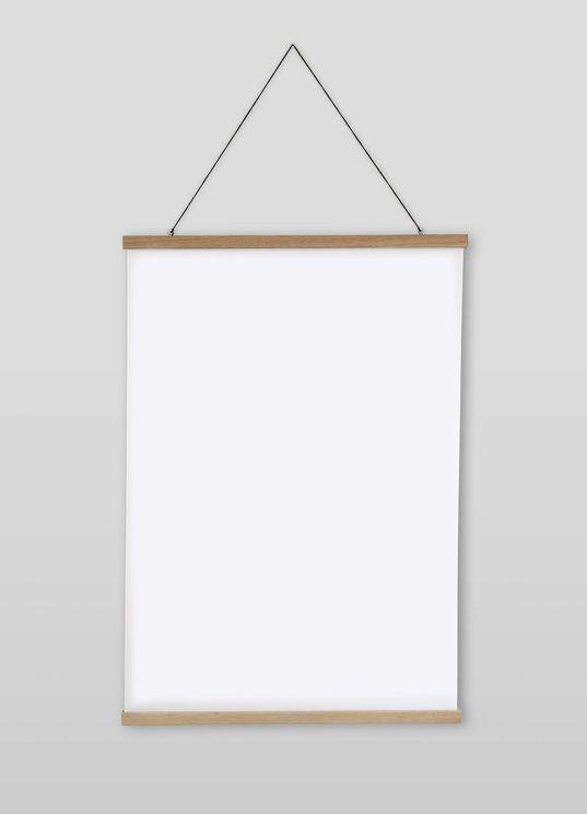 Posterhanger eik
