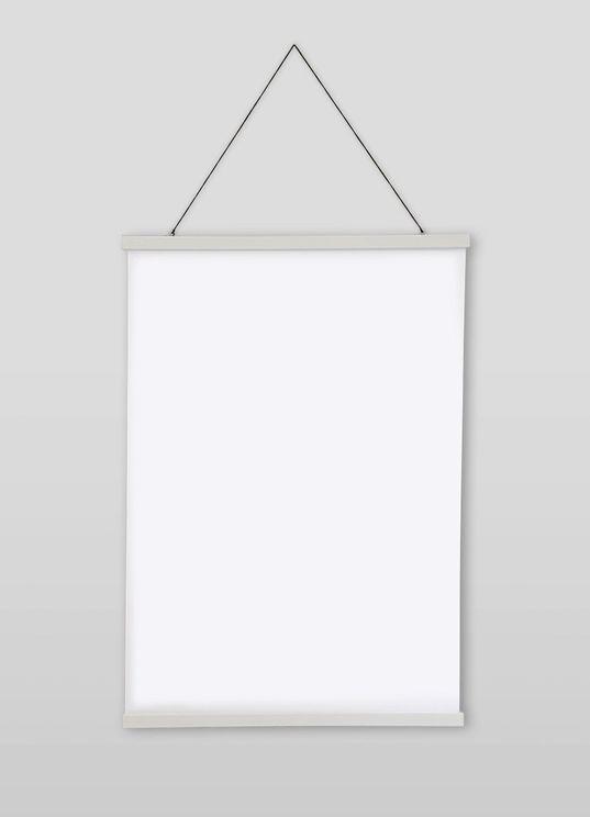 Stecche per poster bianco