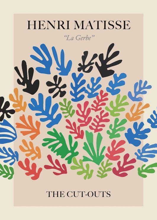 Refurbished La Gerbe By Matisse