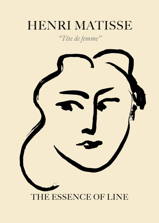 Refurbished Matisse Tete De Femme