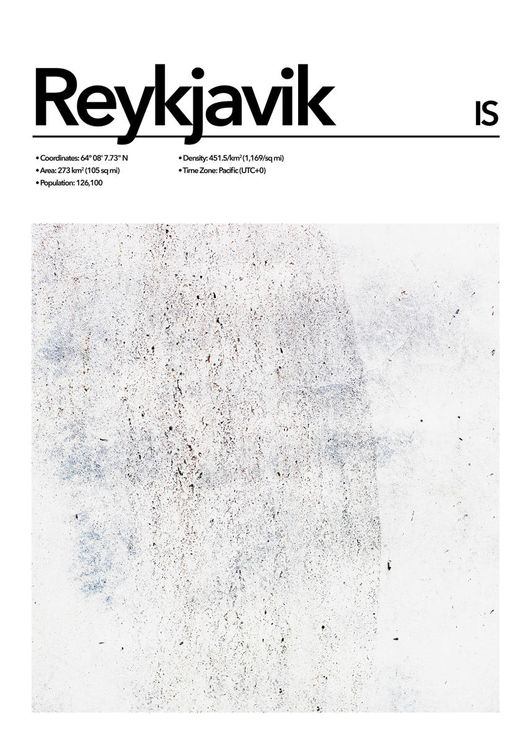Reykjavik Abstract