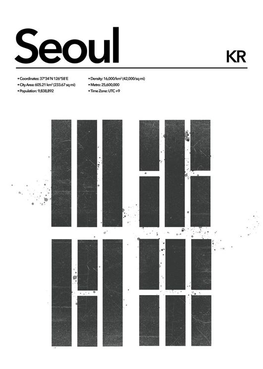 Seoul Abstract