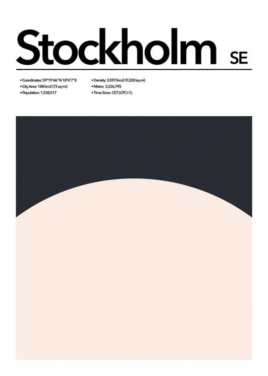 Stockholm Abstract