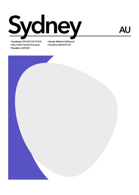 Sydney Abstract