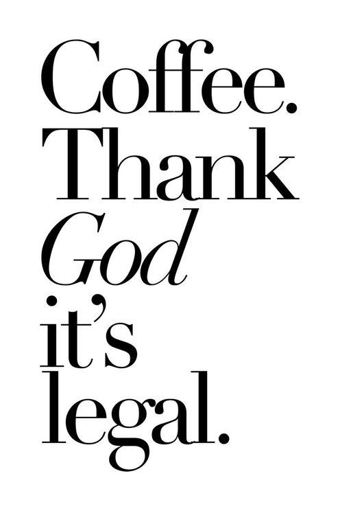 Thank God Its Legal