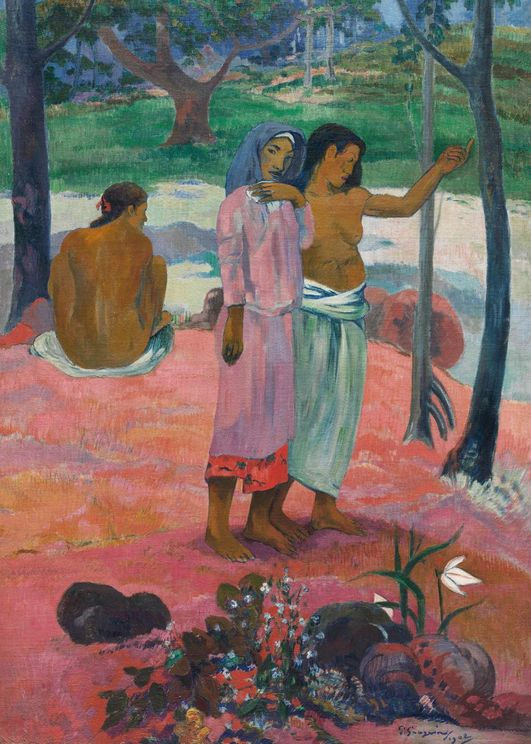 The Call By Gauguin