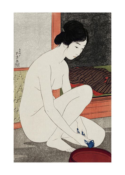 Yokugo No Onna By G.Hashiguchi